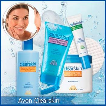 Avon Clearskin чистка лица