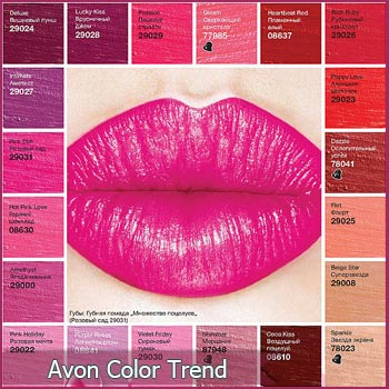 Avon Color Trend