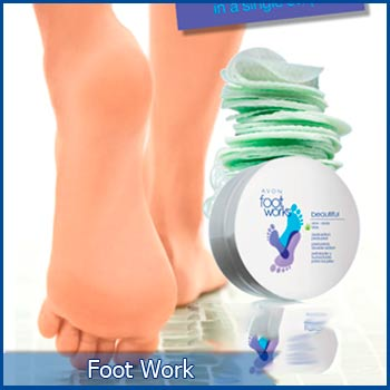 Avon Foot Work
